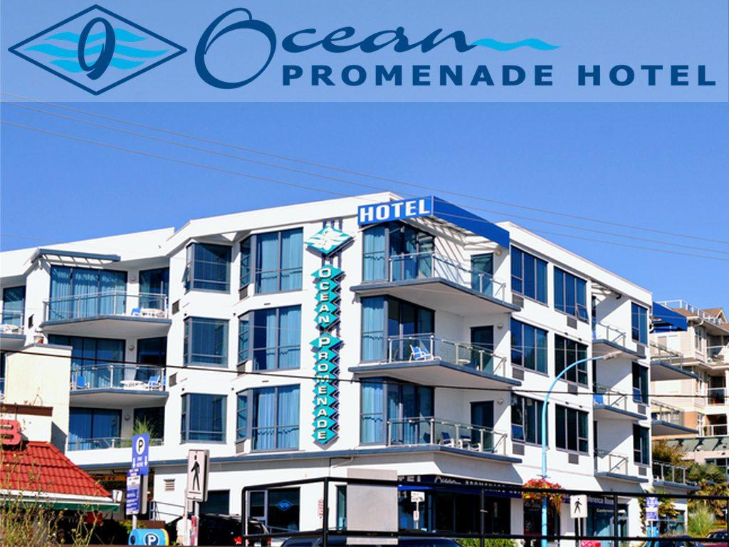 Ocean Promenade Hotel White Rock Bc Canada