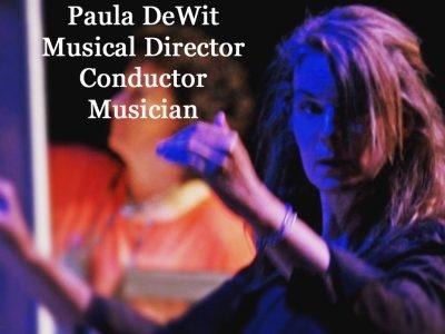 Music Director/Musician - Paula DeWit
