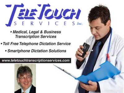 Teletouch Transcription Services - Mark Forster