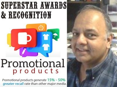 Superstar Awards and Recognition - Nash Damji