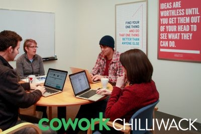 Cowork Chilliwack - Michael Berger
