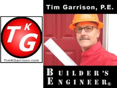 Tim K. Garrison - Builder's Engineer
