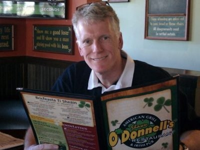 "Shawn O'Donnell's American Grill and Irish Pub - Shawn O""Donnell"