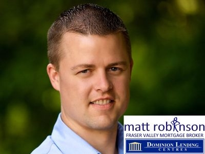 Mortgage Broker - Dominion Lending Centre - Matt Robinson,