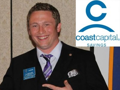 Coast Capital Savings - Aaron Theilade, CFP PFP (Financial Planning Pro)