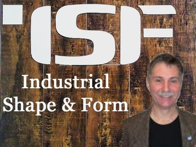 Industrial Shape & Form - Tom Albanese