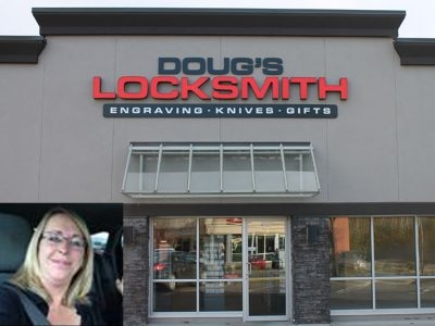 Doug's Key Mart and Locksmith - Charlotte Martin