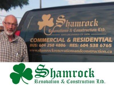 Shamrock Renovations and Construction Ltd. - Brian O'Ruairc